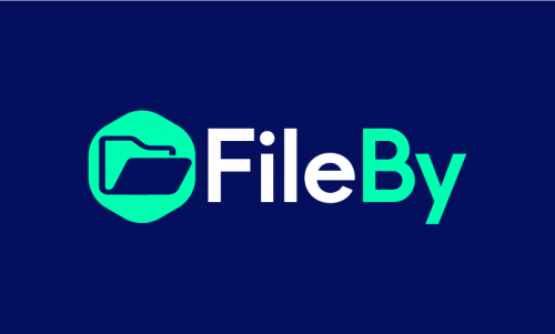 Fileby - Modern brand name for sale