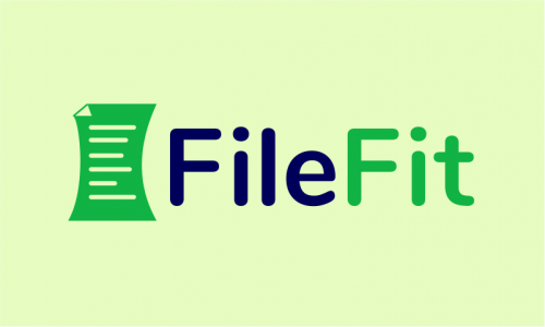 Filefit - Media startup name for sale