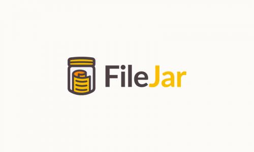 Filejar - Video domain name for sale