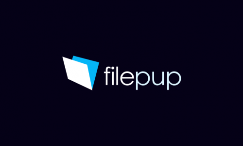 Filepup - Business brand name for sale