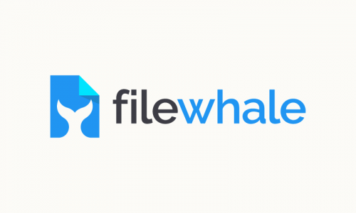 Filewhale - Technology product name for sale