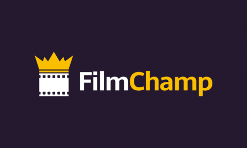 Filmchamp - Film startup name for sale