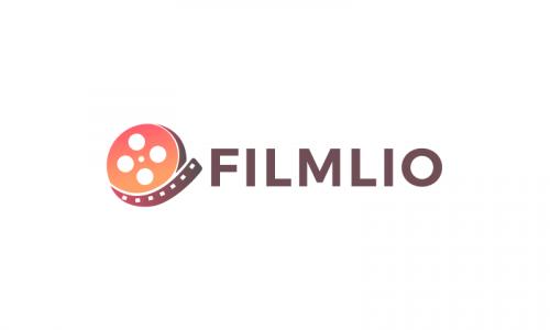 Filmlio - Media company name for sale