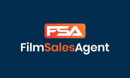 Filmsalesagent - Media company name for sale