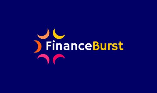 Financeburst - Finance business name for sale