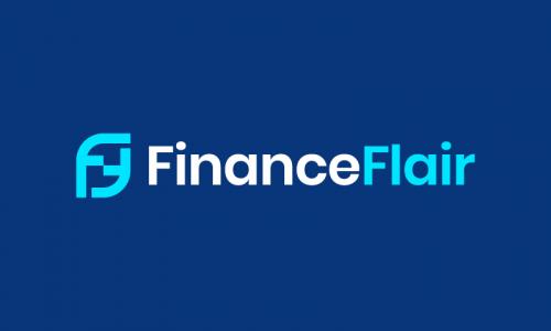 Financeflair - Accountancy domain name for sale