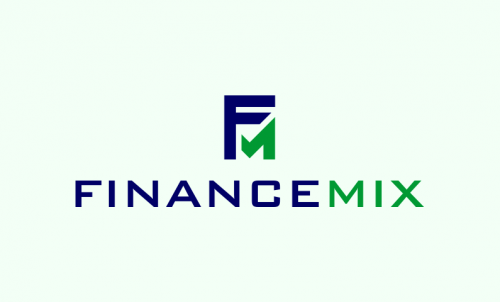 Financemix - Finance startup name for sale