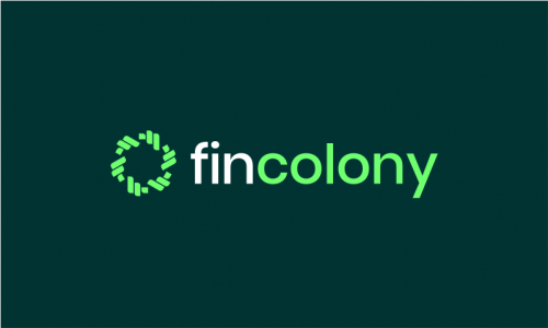 Fincolony - Finance business name for sale