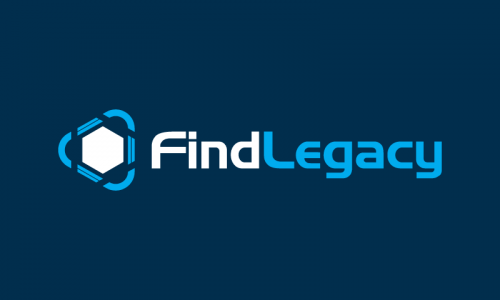 Findlegacy - Business brand name for sale