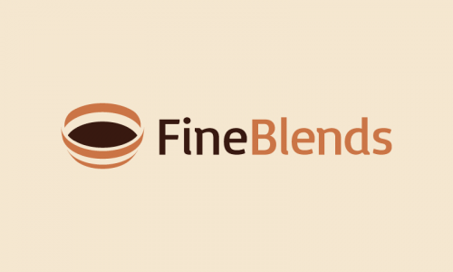 Fineblends - Dining company name for sale