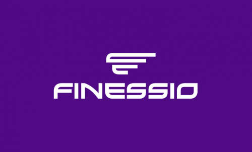 Finessio - E-commerce business name for sale