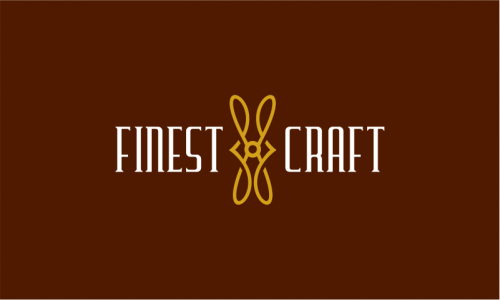 Finestcraft - Crafts company name for sale