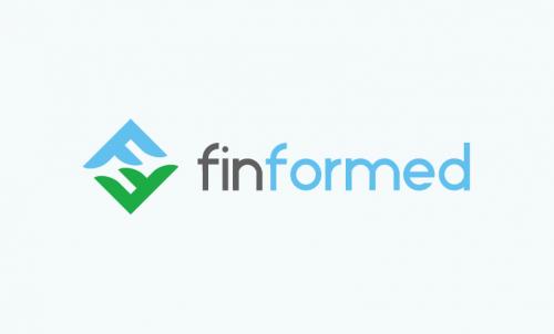Finformed - Investment startup name for sale