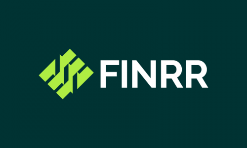 Finrr - Payment startup name for sale