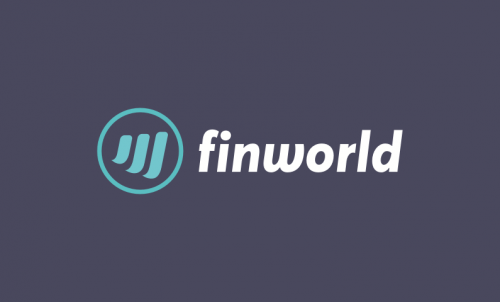 Finworld - Business name for a company in the finance industry