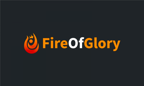Fireofglory - Fitness brand name for sale
