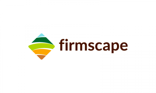 Firmscape - Farming startup name for sale