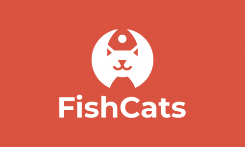 Fishcats - Pets domain name for sale