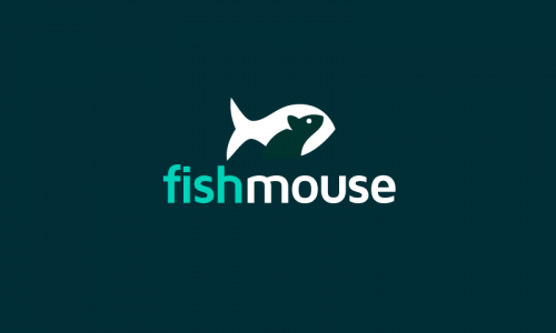 Fishmouse - Pets startup name for sale