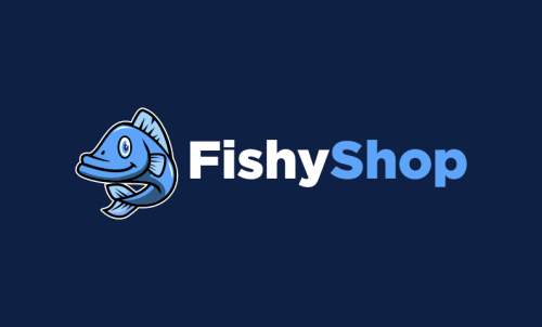 Fishyshop - Retail brand name for sale