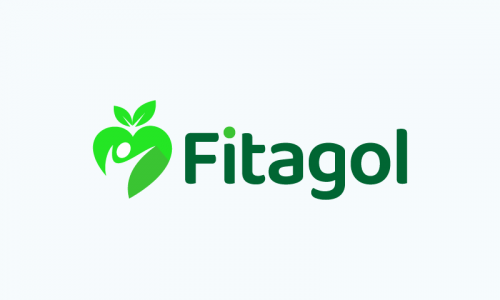 Fitagol - Fitness startup name for sale