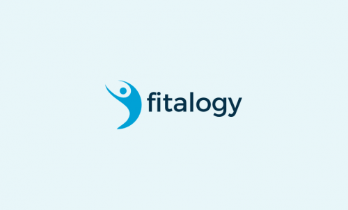 Fitalogy - Fitness domain name for sale