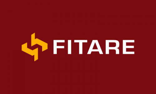 Fitare - Exercise company name for sale