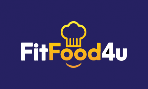 Fitfood4u - Food and drink domain name for sale