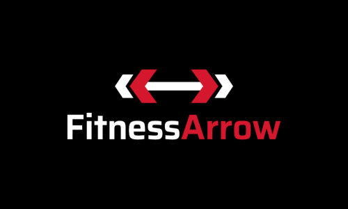 Fitnessarrow - Exercise company name for sale
