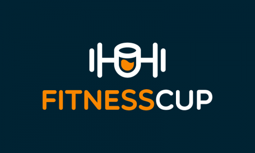 Fitnesscup - Fitness business name for sale