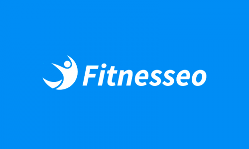 Fitnesseo - Fitness startup name for sale