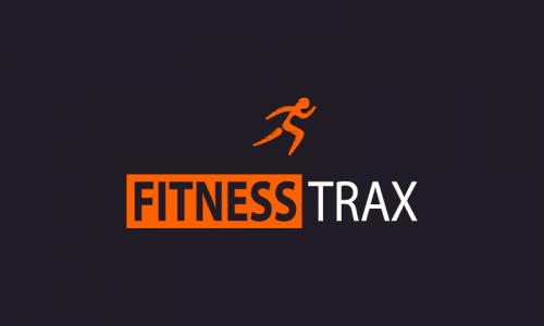 Fitnesstrax - Fitness brand name for sale