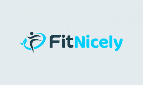 Fitnicely - Fitness domain name for sale