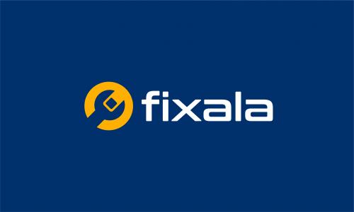 Fixala - Retail brand name for sale