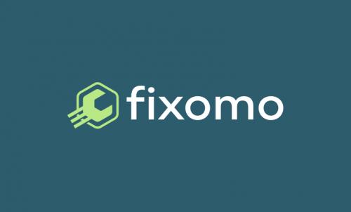 Fixomo - Potential company name for sale