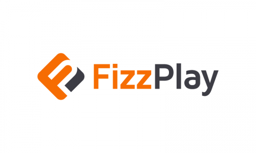 Fizzplay - Video games startup name for sale