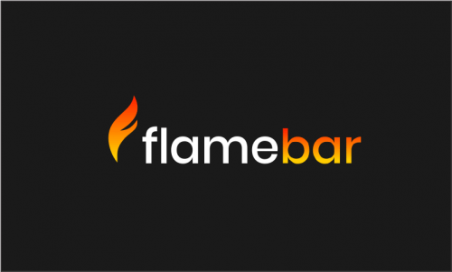 Flamebar - Restaurant business name for sale