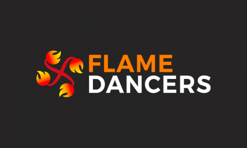 Flamedancers - Business brand name for sale