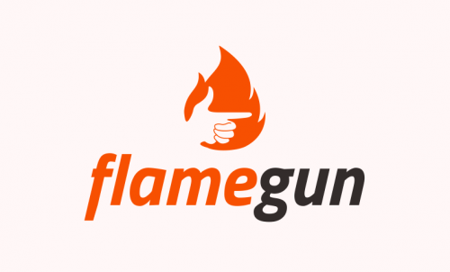 Flamegun - Business brand name for sale