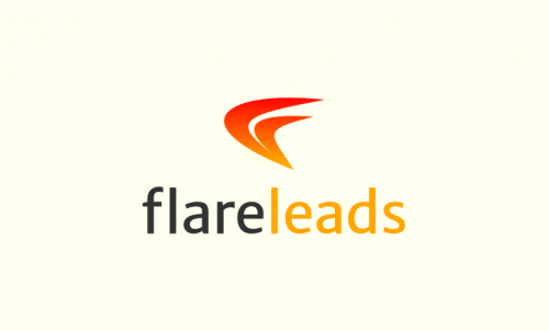 Flareleads - Search marketing company name for sale