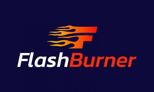 Flashburner - Technology brand name for sale