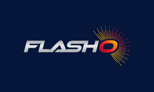 Flasho - Internet business name for sale