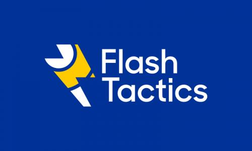 Flashtactics - Online games domain name for sale