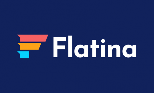 Flatina - E-commerce brand name for sale