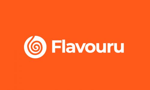 Flavouru - Dining domain name for sale