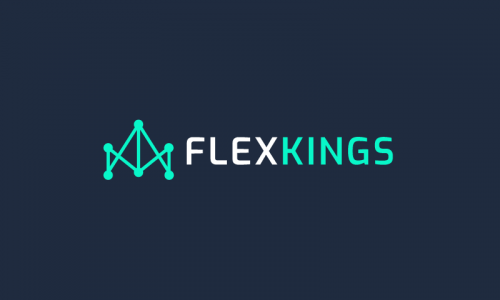 Flexkings - Business domain name for sale