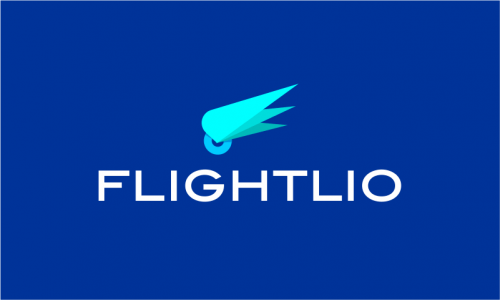 Flightlio - Travel business name for sale