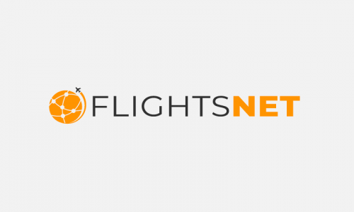 Flightsnet - Aerospace startup name for sale