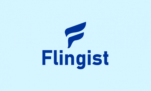 Flingist - Retail startup name for sale