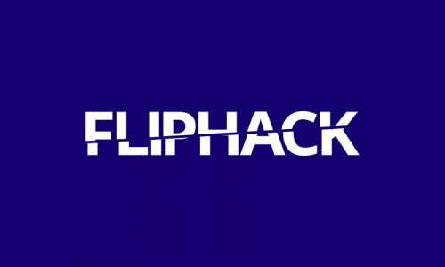 Fliphack - Technology startup name for sale